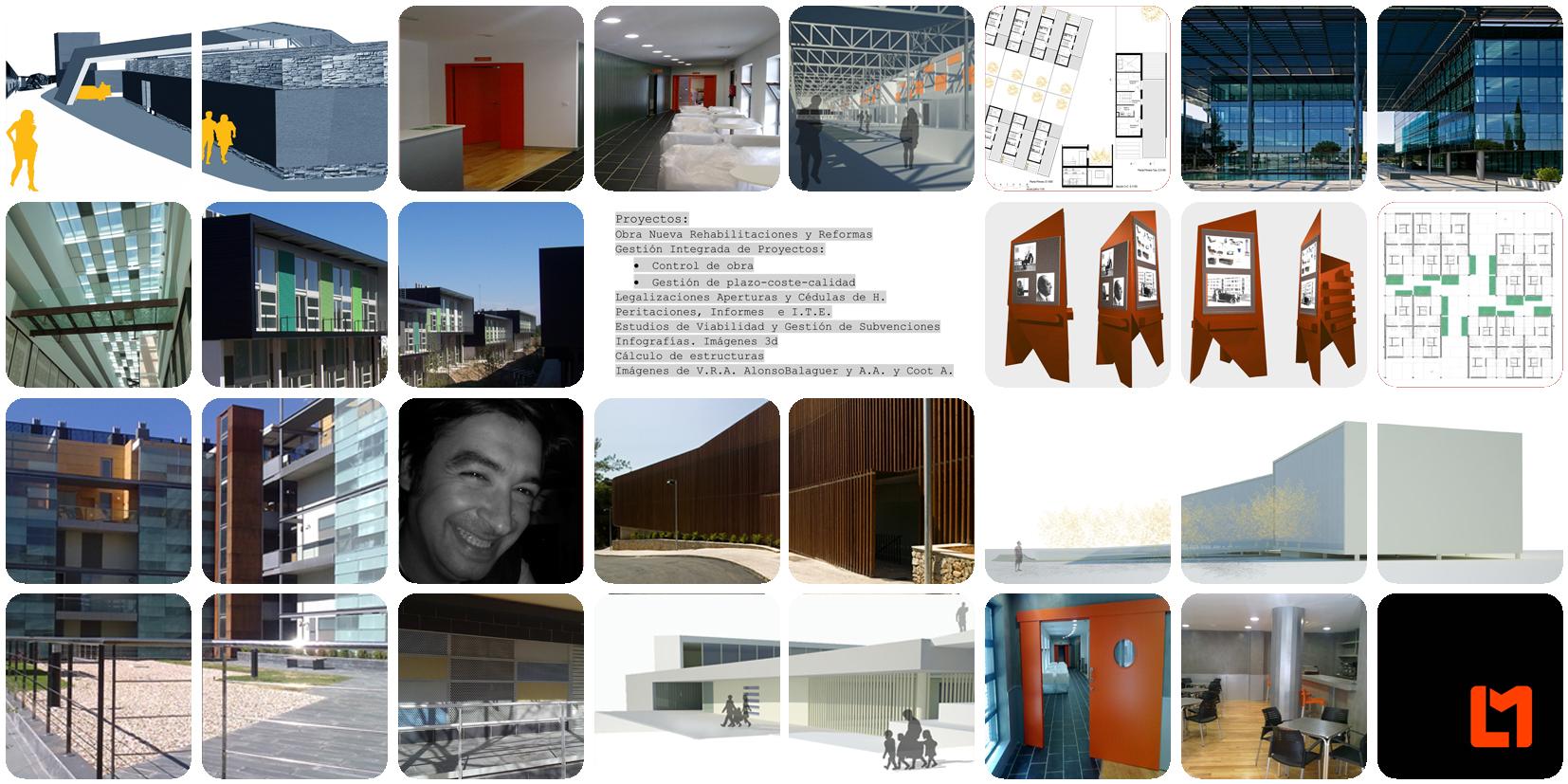 Julio l zaro arquitecto c ceres estudio de arquitectura for Oficina de empleo caceres